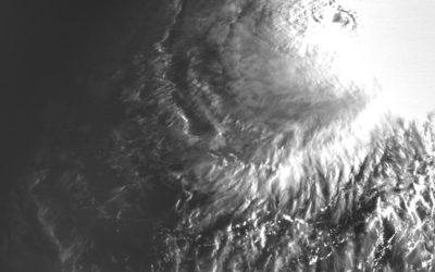 PROBA-2 view of Typhoon Maysak