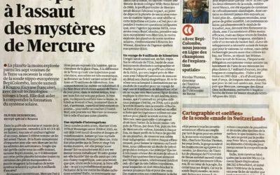 Press: Le Matin Dimanche