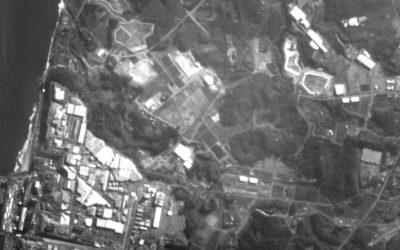 Fukushima Daiichi taken by PROBA