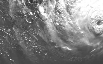 PROBA-2 view of Hurricane Irma