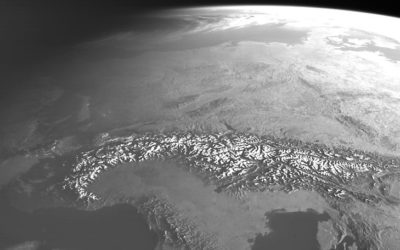 PROBA-2 views the Alps