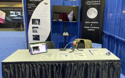 MCSE at Space Tech Expo